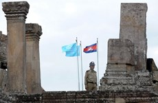 Cambodia, Thailand strengthen security along border