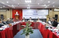 Workshop discusses economic progress
