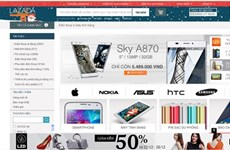 Retailers yet to take to online shopping