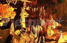 Magnificent volcanic cavern found in Central Highlands