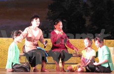 Programme to honour Vi, Giam singing – world intangible heritage