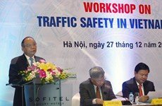 Vietnam traffic safety conference held in Hanoi