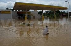 No Vietnamese workers affected in Malaysia deluge
