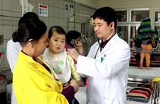 Free medical campaign brings joy to the poor in Hanoi