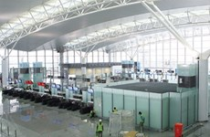 New terminal set for opening