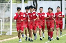 U19 team to compete at SEA Games in Singapore