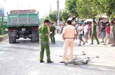 Traffic accidents kill 104 people during holiday