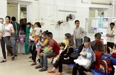 Hospitals in grassroots, central level less overcrowded