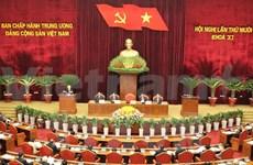 Votes to introduce candidates to Politburo, Secretariat cast