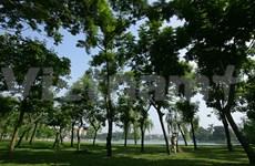Hanoi aims at green, clean 2015