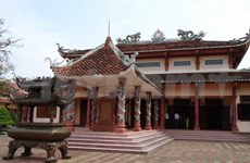 Tay Son-Tam Kiet Temple declared special national relic site