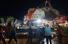 AirAsia QZ8501 flight data recorder found