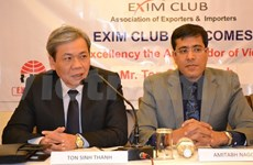 Indian state hosts workshop on doing business with Vietnam
