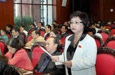 Hanoi taking Chau Thi Thu Nga offenses seriously