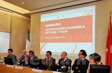 Italy captures Vietnam's economic potential