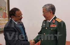 Vietnam, India hold ninth defence dialogue