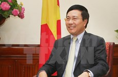 Vietnam wishes China success in development cause