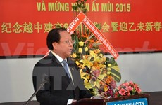 Ho Chi Minh City marks Vietnam-China diplomatic ties