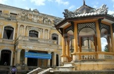 Visitors to gain free entrance to An Dinh Palace in Hue