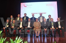 Vietnam attends global young scientists summit in Singapore