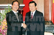Japan to forge stronger agro-fishery links with Vietnam