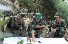 Border guard's antinarcotics unit awarded Military Cross
