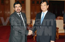 PM welcomes new Omani Ambassador