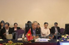 ASEAN senior officials meet in Malaysia