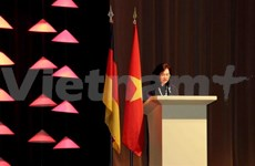 Anniversary year of Vietnam-Germany ties launched in Berlin