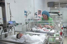 Hanoi focuses on maternal and child nutrition
