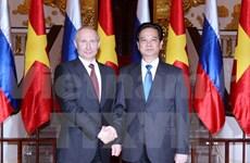 Leaders exchange greetings on Vietnam-Russian ties anniversary