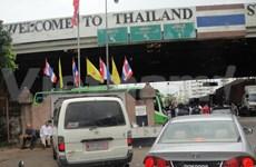 Malaysia, Thailand vow to tighten border security