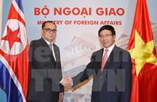 Vietnam, DPRK exchange greetings on 65-year ties anniversary