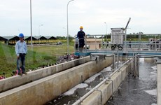 Water supply, wastewater treatment plants to be built in Mekong Delta region