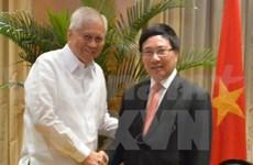 Vietnam, Philippines discuss strategic partnership establishment