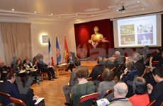 Vietnam's achievements highlighted at dialogue in France