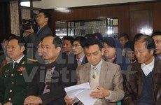 Meetings abroad observe Party's founding anniversary