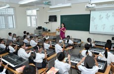 First green school model makes its debut in Ho Chi Minh City