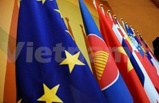 ASEAN, EU bolster multifaceted cooperation