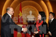 AIA insurance group commits long-term operation in Vietnam