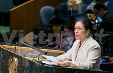 Vietnam calls for stronger efforts in global fight against poverty