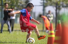 One World Futbol project launched