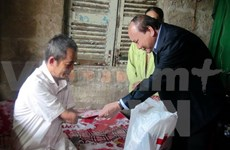 Tet donations continue for needy people