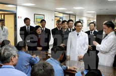 High-tech geriatric facility inaugurated in Hanoi