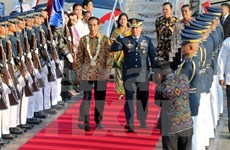 Indonesian President visits Philippines