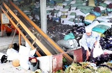 Solid waste piles up as country industrialises