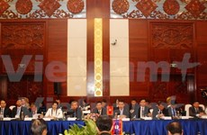 Vietnam, Laos agree to complete border marker planting this year