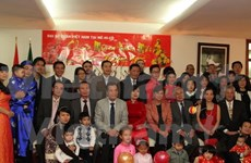 Vietnamese expats gather for Tet celebrations