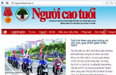 The Elderly newspaper fined for violating press law
