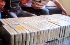 Thai Nguyen: police ambush seizes 200 heroin bricks